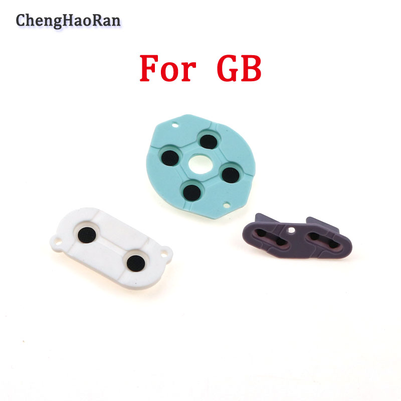 1set Brand New Conductive Adhesive For Nintendo Game Boy Classic GB Silicone Rubber Key Pad Console DMG System