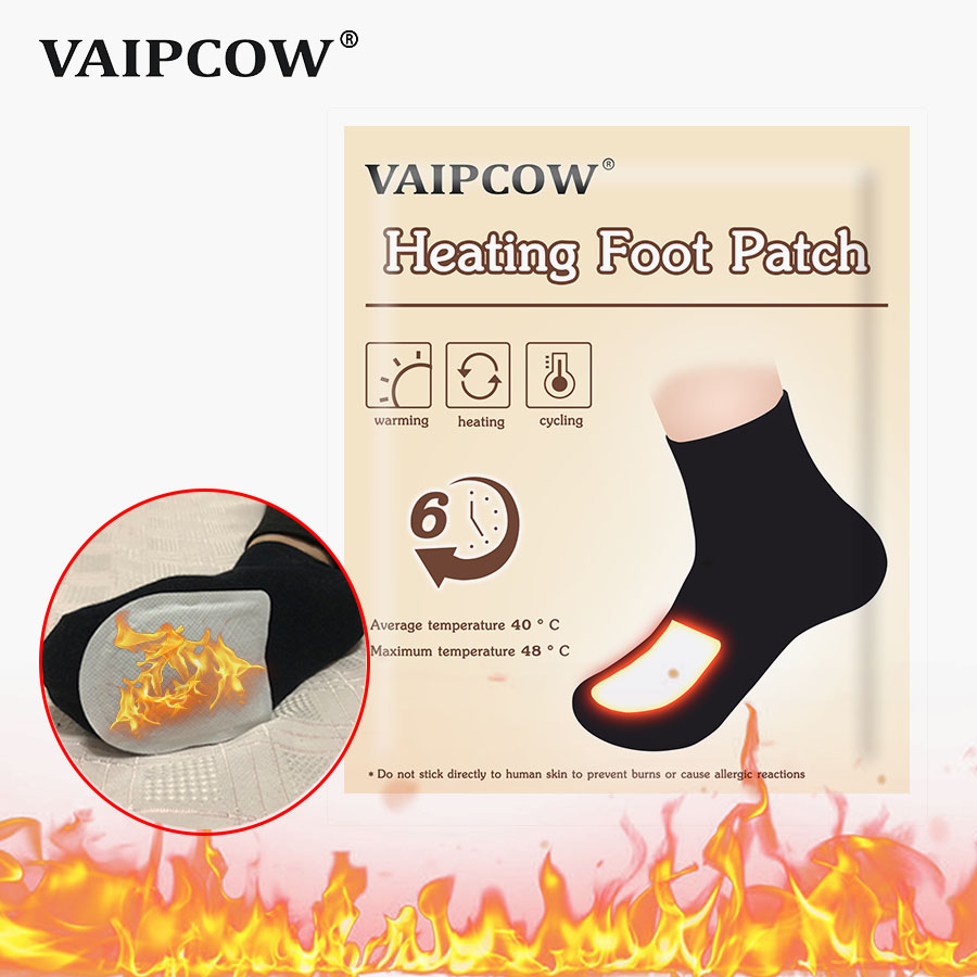 Disposable Automatically Winter Heated Insoles Women Men Electric Battery Heating Warm About 50 Degree Warm Shoe Insole