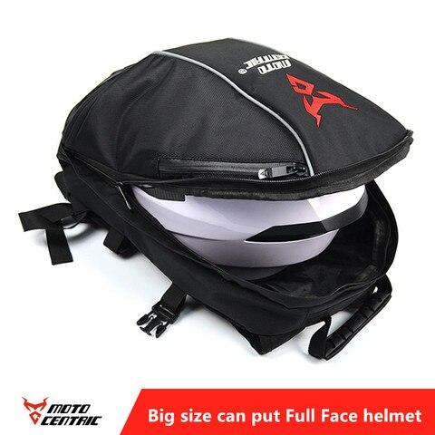 capacete saco armazenamento da motocicleta lazer viagem bagagem