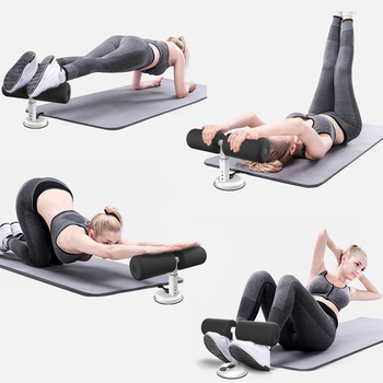 Sit Up Assistant Abdominal Core Workout Sit up Bar Fitness Sit Ups Exercise Equipment Portable Suction Sport Home Gym Dropship 6