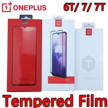 Original OnePlus 6T/7/ 7T 3D Tempered Glass Screen Protector