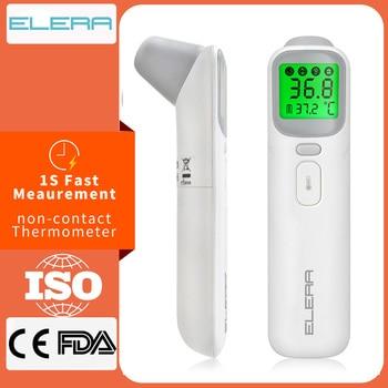 Elera ψηφιακό θερμόμετρο μετώπου με υπέρυθρη δεσμίδα
