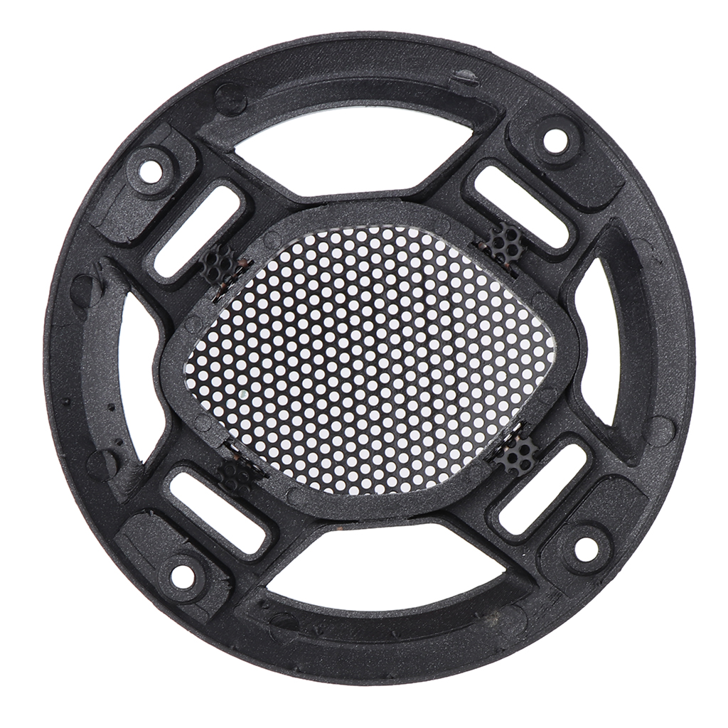 Image 2 - 3'' Speaker Decorative Circle SubWoofer Grill Cover Guard Protector Mesh-in Car Stickers from Automobiles & Motorcycles