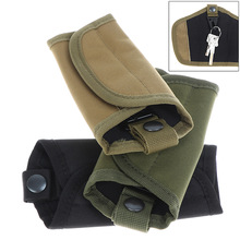 1PCS Outdoor Military Molle Pouch Belt Small Pocket Keychain Holder Case Waist Key Pack Bag Tactical EDC Key Wallet