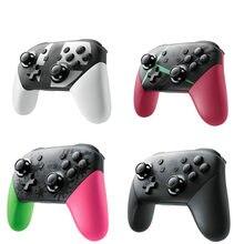Controlador de interruptor sem fio bluetooth joystick gamepad para switch lite console sem fio joystick controlador dropshipping