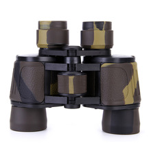 8x40 Wide Angle BAK7 Multi-layer Blue Coating Telescope HD Zoom Binoculars for Outdoor Women Watching Traveling Hunting Camping