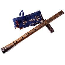 Роза дерево шакухачи 5 отверстий японская Флейта с Cuter разрезом D Key Not Nan Xiao деревянный духовой музыкальный инструмент Flauta