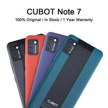 5.5 ''CUBOT Note7 Smartphone Android 10.0 Pie 13MP tylna potrójna kamera podwójna karta SIM telefony komórkowe 3100mAh małe inteligentne mobilne telefony