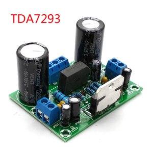 Image 2 - TDA7293 デジタルオーディオアンプ基板モノラルシングルチャネル ac 12v 50 v 100 ワット