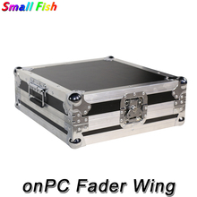 M-a OnP c F.ader Wing Controller LED Wash Wall Light Controller DMX512 Stage Effect Console For DJ Party Wedding Banquet Bar Диджей Вечеринка Свадьба Банкет Бар