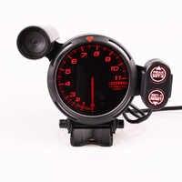 Difi BF Tachometer 3,75 Zoll 7 Farben 0-11000 RPM Gauge Mit Stepper Motor und Auto Shift Licht Für auto Gauge