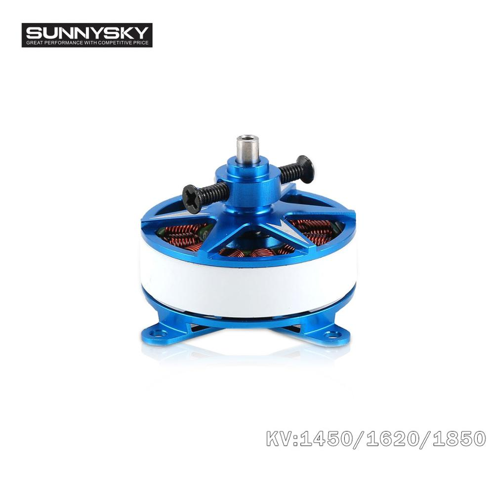 Sunnysky X2305 <font><b>1450KV</b></font> 2-3S Brushless Motor for RC Fixed Wing Airplane Drone Racing Quadcopter image