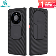 NILLKIN עבור Huawei Mate 40 פרו שקופיות כיסוי עבור מצלמה הגנה עבור Huawei Mate 40 פרו להגן על כיסוי עדשת הגנה פרטיות