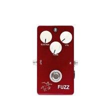 1590B Aluminum Enclosure Handmade DIY Fuzz Pedal Guitar Distoration Pedals With Ture Bypass For Guitarra Accessories педаль эффектов fender the pelt fuzz pedal