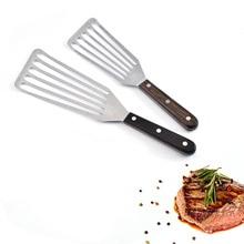 Kitchen Utensils Shovel Turner Spatula Food-Wok Steak Fish-Pancake Stainless-Steel Pot