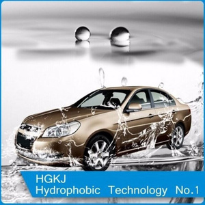 Image 5 - 20ml Car Glass Nano Hydrophobic Coating Waterproof Agent Spray +Sponge liquid Kit For Auto Glass Nano Hydrophobic Coating Water
