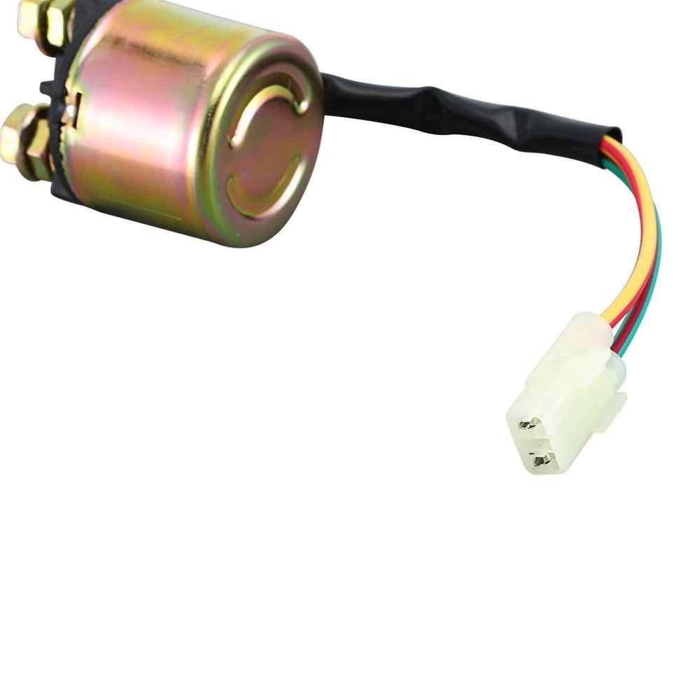 بدال بداية التشغيل الملف اللولبي لهوندا Trx450 Fm Fe مهاجم S Se فورمان 2009-2004 الكهرومغناطيسية الملف اللولبي صمام التتابع