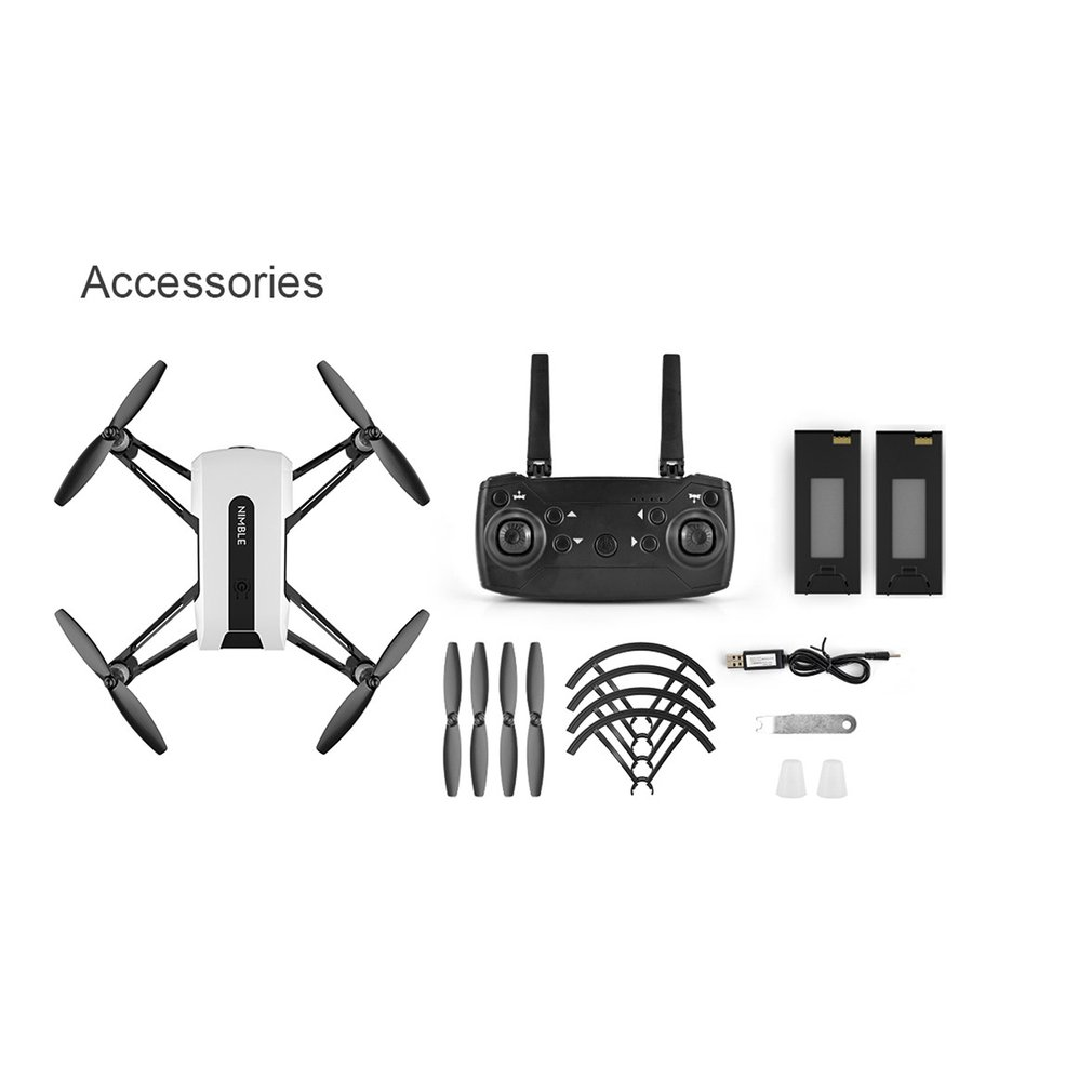 R11 RC Drone 4K HD Camera Racing Drone WiFi Camera Follow Me Drone FPV Aircraft Foldable Arm Altitude Hold w  2 Battery