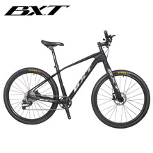 MTB Complete-Bike Carbon-Fiber BXT Bicycle Double-Disc-Brake Speed M/l-Frame Men 1--11