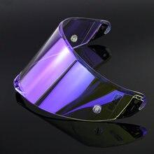Viseira do capacete da motocicleta corsa para pista gp, corsa, gt veloce spoiler traseiro peças & acessórios