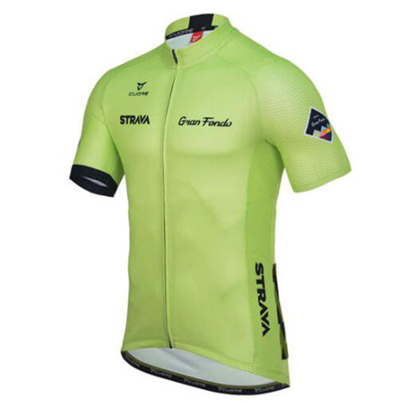 <font><b>STRAVA</b></font> Mens Short Sleeve Cycling Jerseys Wave Point <font><b>Bike</b></font> Clothing <font><b>Shirts</b></font> MTB Quick dry Bicycle Wear Ropa Ciclismo Hombre image