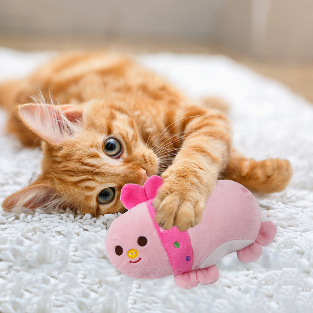 Squeaky Bite-Resistant Toys 8