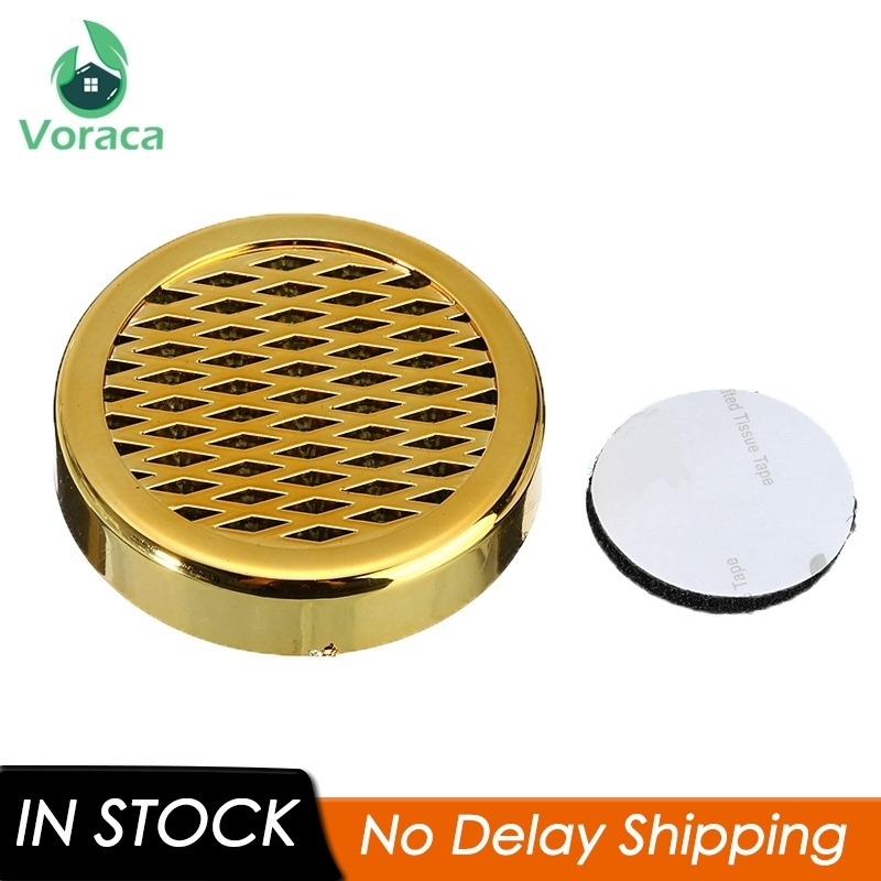3 Color Portable Round Plastic Cigar Humidifier Humidor Gadgets Plastic Cigarette Cigar Humidifier Smoking Accessories 55mm*12mm