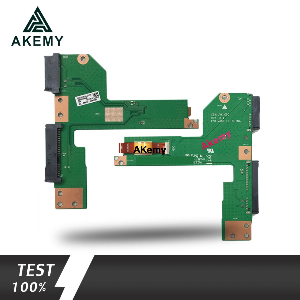 Akemy Original For ASUS X541U X541UA X541UAK X541UV X541UVK X541UJ F541U HDD Board Connecting Line  With Cable