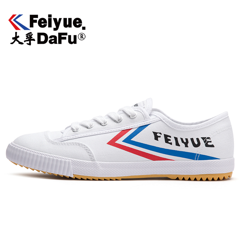 DafuFeiyue 331 Shaolin Kungfu Canvas Shoes Original Men Women Shoes Vulcanized Sneakers Casual Breathable Trend Non-slip Shoes
