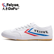 DafuFeiyue 331 שאולין קונג פו בד נעלי מקורי גברים נשים נעלי גופר נעלי ספורט מזדמנים לנשימה מגמת החלקה נעליים