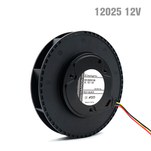 цена на 120*25mm  12025 air blower DC 12V Centrifugal fan,Brushless DC motor,air purifier, air blower, turbo fan,axial fan
