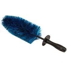 Mjjc espada forma ferramentas de lavagem do veículo carro escova, aro do carro escova de limpeza, escova da roda do carro