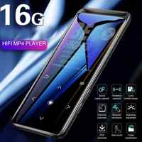 BENJIE M6 bluetooth 5.0 lossless MP3 player FM radio ebook recorder MP3 music player HiFi portable audio player