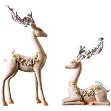 Современные комплекты с оленями в американском стиле приставка