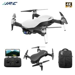 JJRC X12 3 osi Pan / Tilt w wysokiej rozdzielczości 4k truteń pas Gps optyczne pozycjonowanie przepływu długi na baterie życie Quadcopter