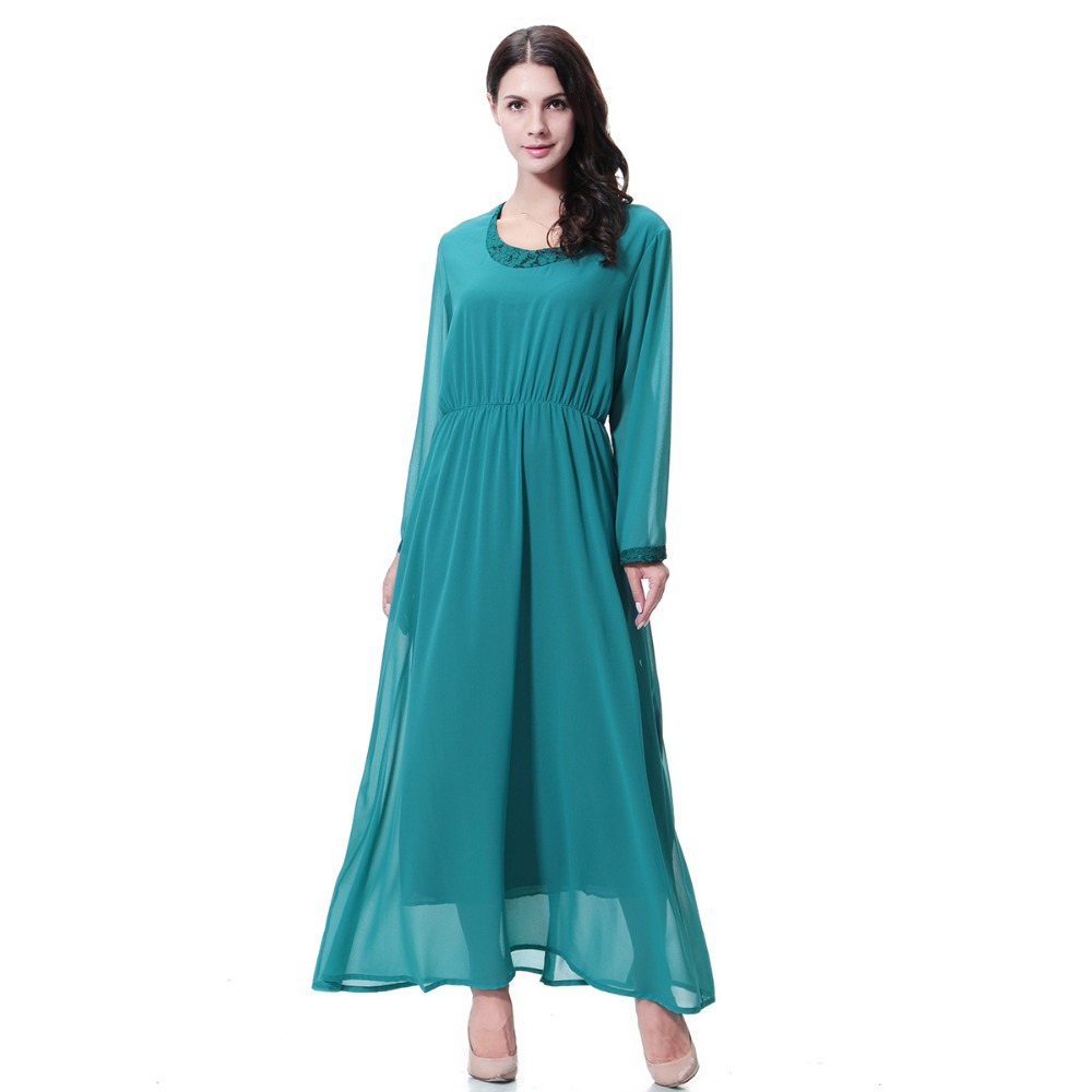 cotton ramadan dress