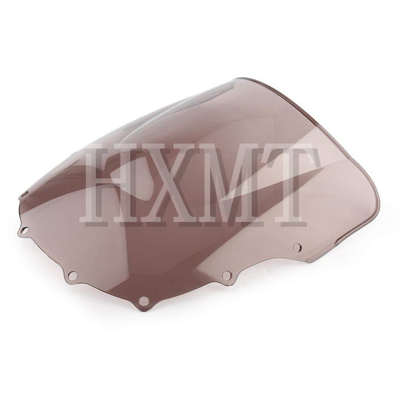 Image 5 - For Kawasaki ZZR400 ZZR600 ZZR 400 ZZR 600 1993 2007 1993 1994 1995 1996 1997 1998 1999 2000 black Windshield WindScreen-in Windscreens & Wind Deflectors from Automobiles & Motorcycles