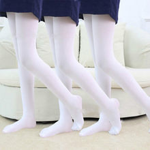 2019 Autumn New Socks Baby Socks Girl Dance Performance Practice All-match Windproof Warm For Girl Dress Socks(China)