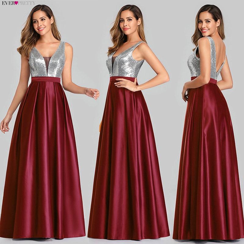 Купить длинные вечерние атласные платья ever pretty наряды для выпускного