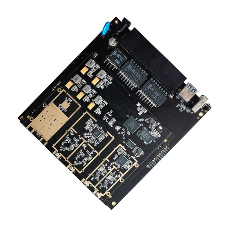 MT7621A + MT7603N + MT7612EN * 2 Solution Development Board 5G Gigabit WiFi Evaluation Test Backplane