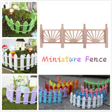 1:12 Mini Dollhouse Wooden Balcony guardrail Miniature 3 section balustrade Balcony fence model Kids Toys for Children(China)