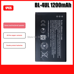 BL-4UL 1200mAh Battery For Nokia Asha 225 RM-1011 1012 1126 1172 TA-1030 New HIgh quality battery+Tracking number(China)