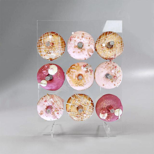 Acrylic Donut Display Stand