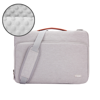 Gray Casual Color Bag Sleeve For Laptop And Macbook Air & Pro 6