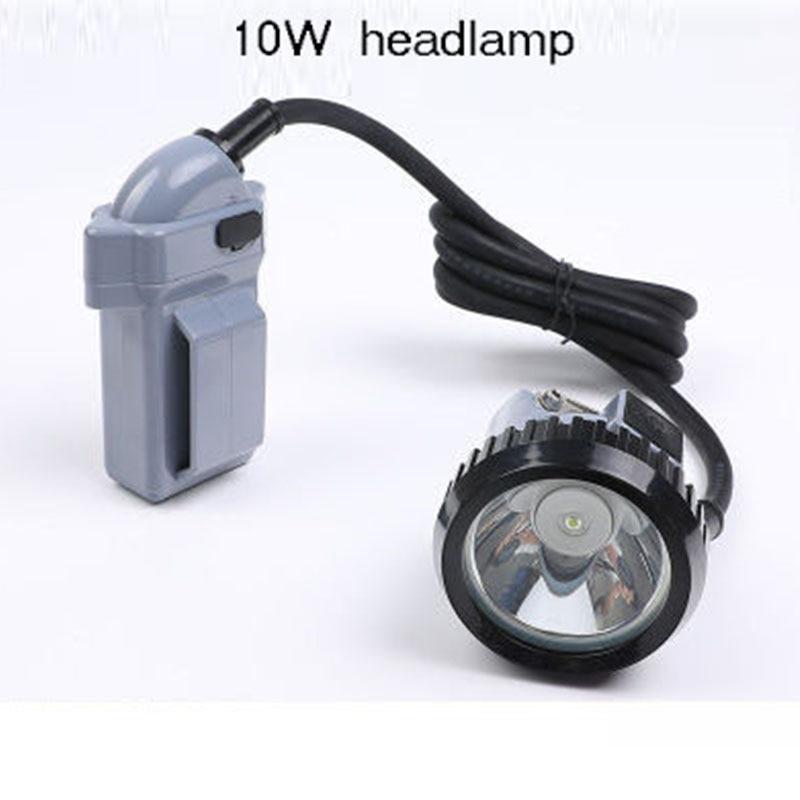 Coal Mine Special Explosion-proof Lithium Mine Lamp Underground Operation Lamp Outdoor Mine Cap Lamp LED Waterproof