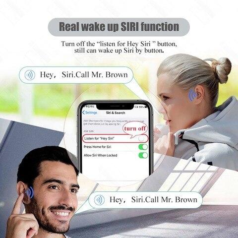 i20000 Killer Wireless Earphones 1:1 Replica Air 2 Pop up In-Ear Detection Perfect Call Siri Bluetooth Headsets PK i10000 TWS Islamabad