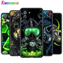 Dj homem antigas máscara para samsung galaxy s21 nota 20 s20 fe lite ultra 10 9 8 pro s10e s10 5g s9 s8 s7 s6 plus caso do telefone
