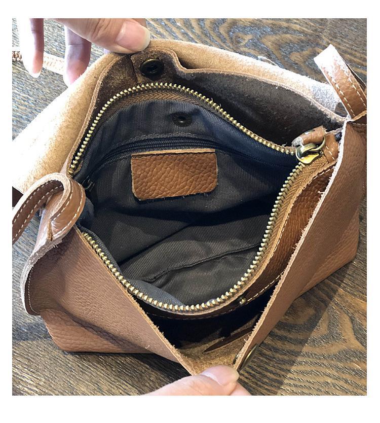 natureza ocasional macio sacos de ombro grande