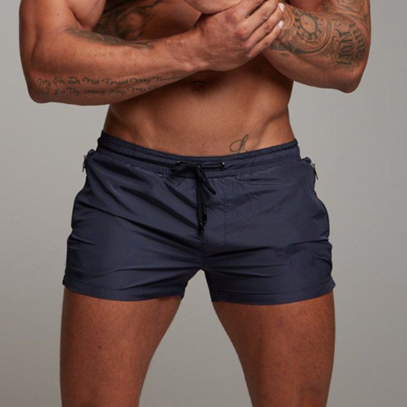 2020 New Men Gyms Fitness Bodybuilding Shorts Mens Summer Casual Cool Short Pants Male Jogger Workout Beach Brand Breechcloth