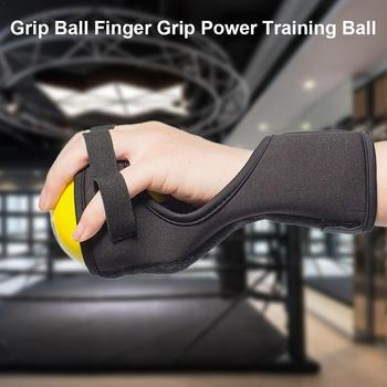 Grip Ball Sleeve Finger Power Training Aids Hand Strength Training Exercise Fitness Heavy Grips Wrist Rehabilitation Grip Tools 5